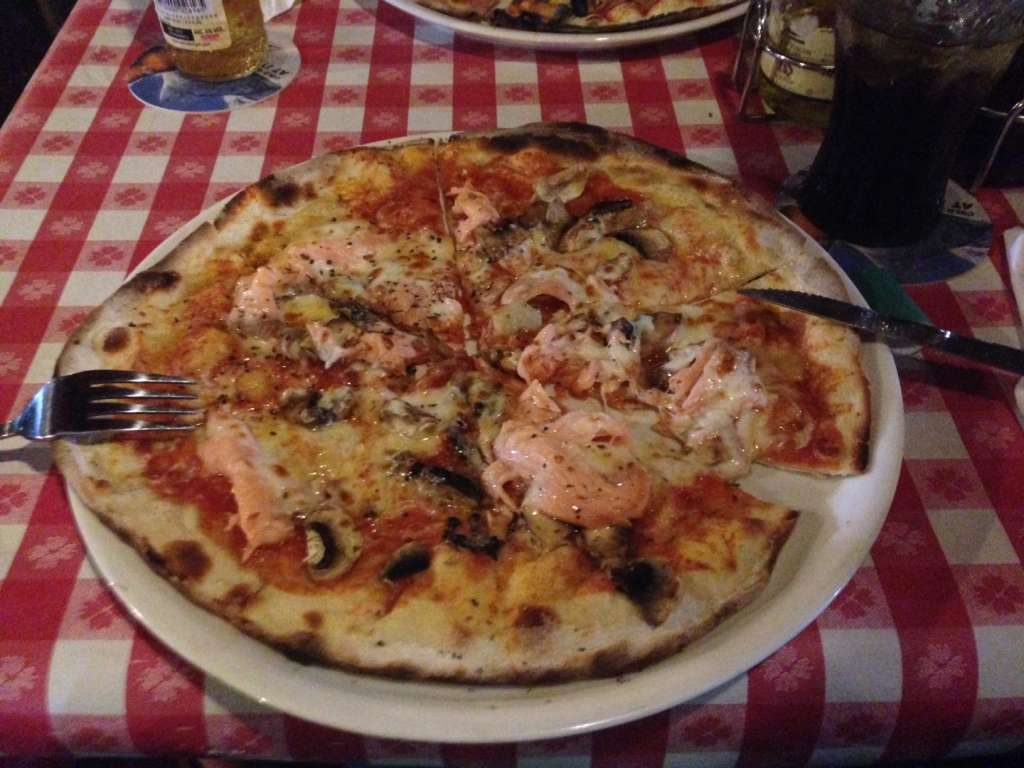 ilforno pizza