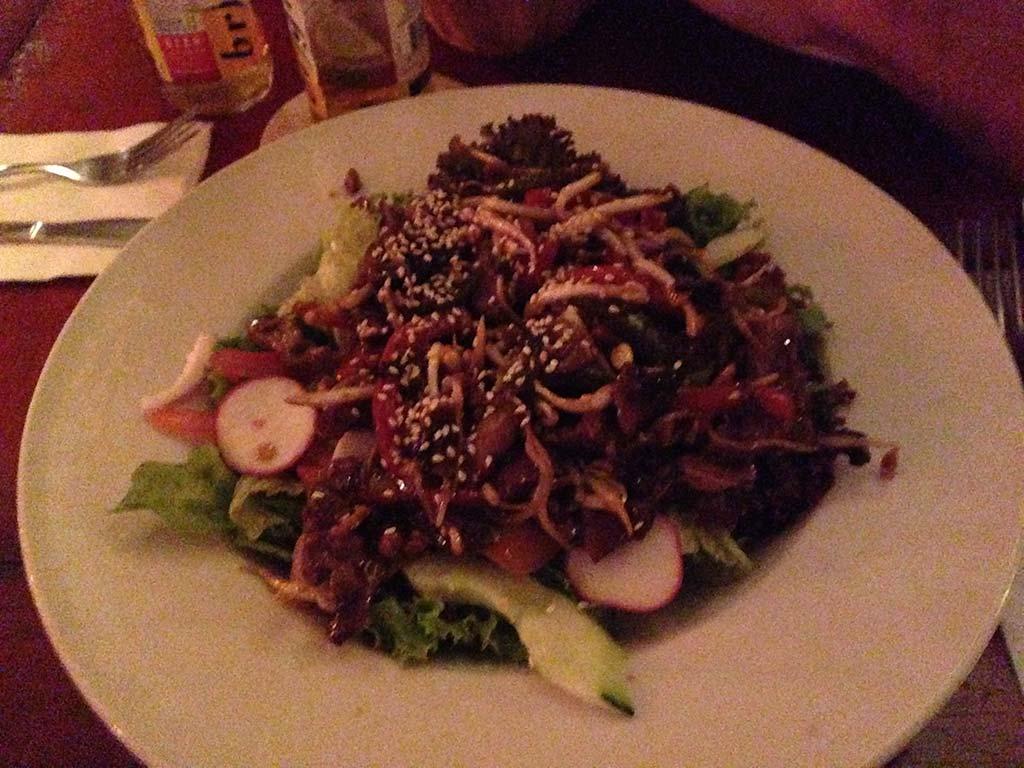 salade grand cafe de heeren