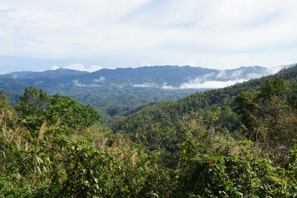 ChiangMai naar Pai