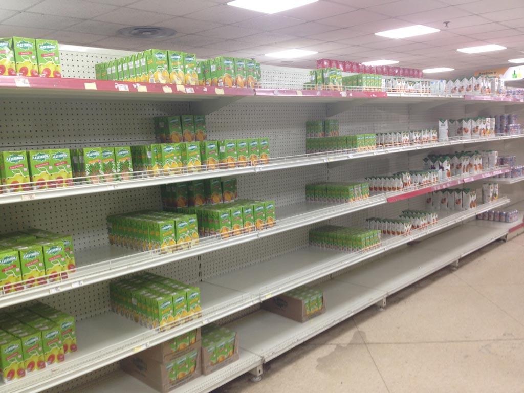 Supermarkt cuba