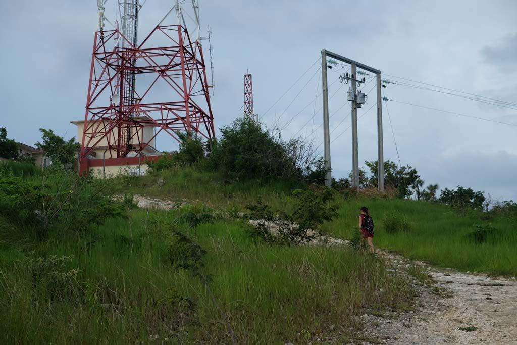 Hike trinidad