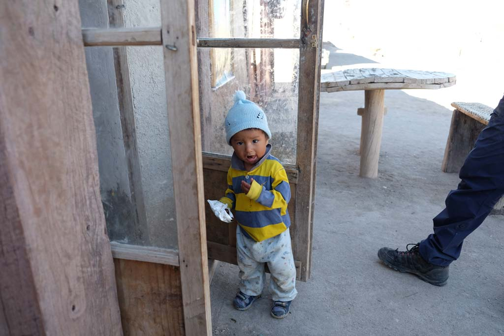 boliviaans jongetje