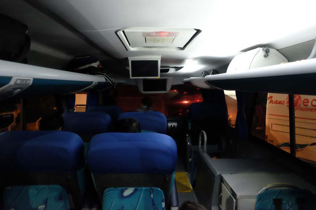 Reizen bus zuid-amerika